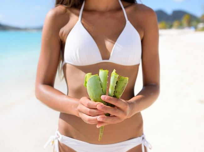 Does Aloe Vera Remove a Suntan featured