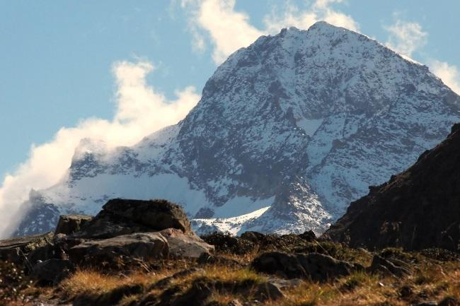 Mount Piz Buin