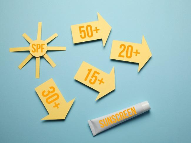 What is A Sunscreen Factor featured