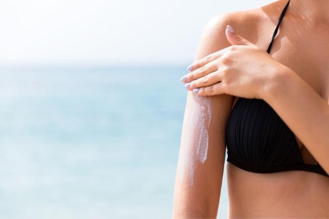 Zinc Oxide in Sunscreen