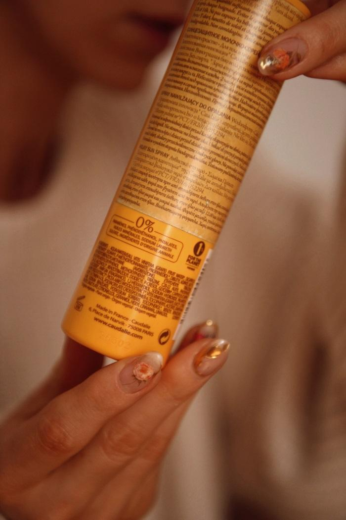 sunscreen information by Anastasija Thirsty for tan