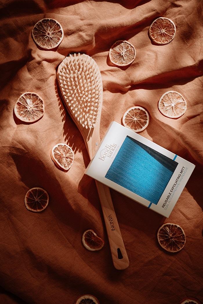 Bondi sands exfoliator glove by Anastasija thirsty for tan