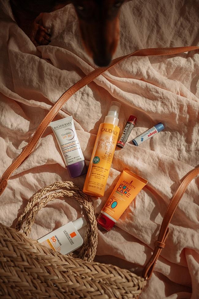 sun protection by Anastasija Thirsty for tan