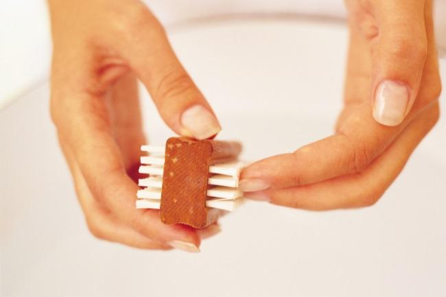 How to Get Fake Tan from Under Nails pin by thirstyfortan