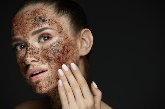exfoliation acne